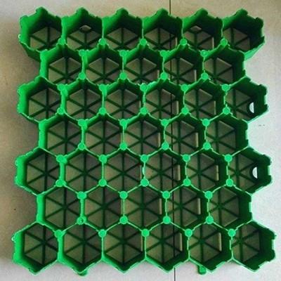 绿色植草格