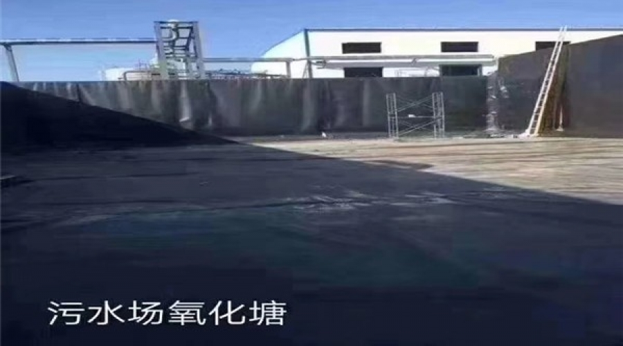 漳州污水场氧化塘施工案例